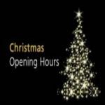 Johnson & Perrott Fleet Christmas Opening hours