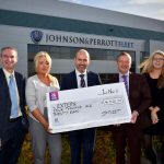 Johnson & Perrott Fleet goes to 'Hell and Back' to raise  €4,000 for vulnerable youth