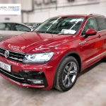 VW Tiguan now with 'Tech Pack' F.O.C.