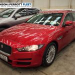 take a look @ the Jaguar XE offering