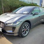 Fully Electric Jaguar iPace charges into the future