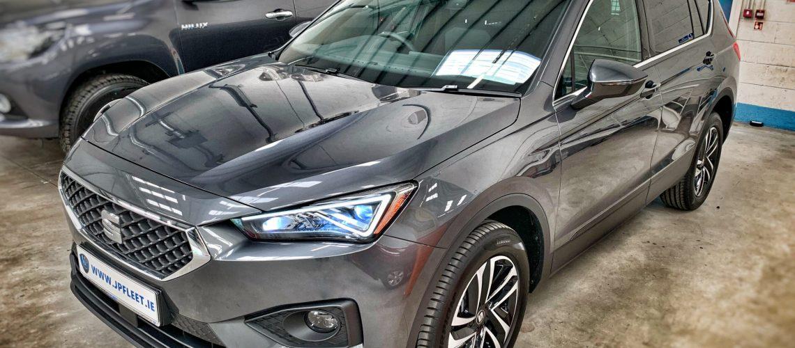 Johnson & Perrott Fleet Seat Tarraco 2 seater commercial SUV SE DSG 2.0TDI 150BHP 4X4 Leasing
