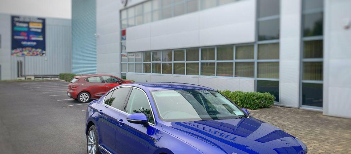 Johnson & Perrott Fleet Volkswagen Passat 2020 Leasing